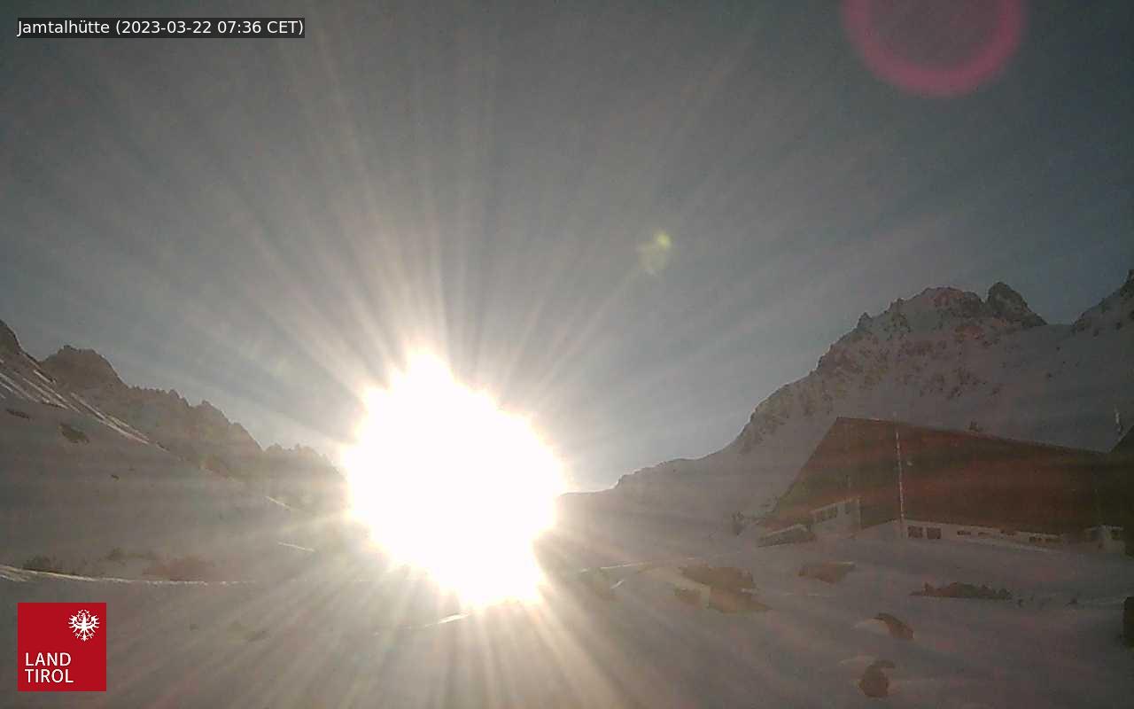 Jamtalhütte 1